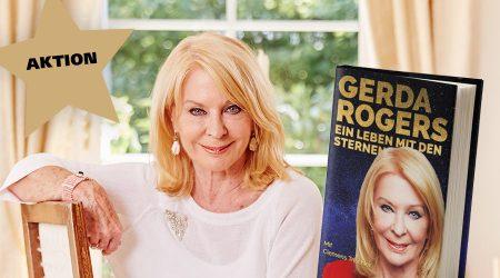 Gerda Rogers und Buch
